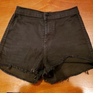 John Galt for Brandy Melville high rise shorts